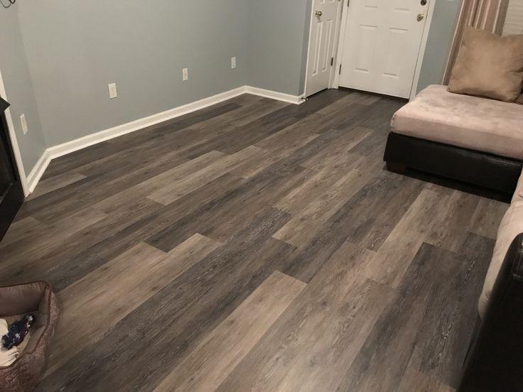 Coretec plus alabaster oak coretec plus one hd and for Coretec laminate flooring