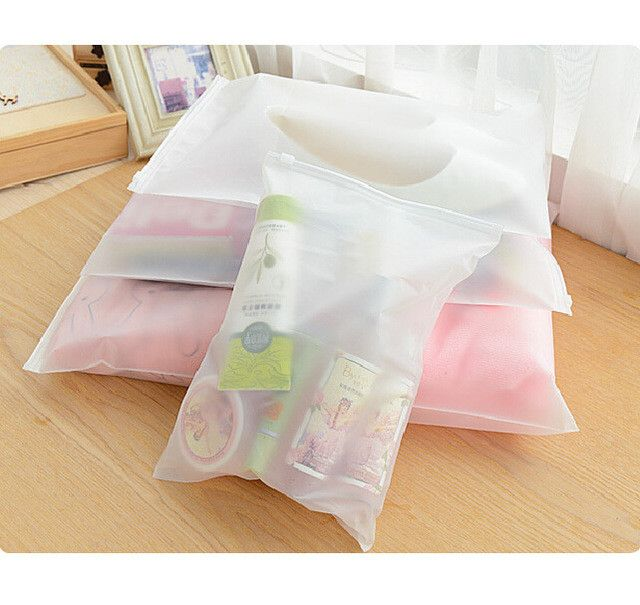 New Practical Portable Storage Bags Travel Luggage Partition Storage Bags for Clothes and Underwear Packing Organizer Set  #Affiliate