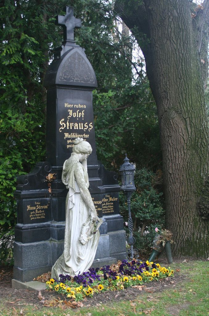 Josef Strauss (August 20, 1827 - July 22, 1870) was an Austrian composer. He was fondly referred to as 'Pepi' by his family and close friends. The son of Johann Strauss I and brother of Johann Strauss II and Eduard Strauss, he was born in Vienna. He worked initially as an engineer and designer before joining the family orchestra in the 1850s. His academic achievements at an early age do not point to him being a composer as he was also destined by his father for a career in the Austria...