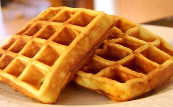 Receita de waffle para a fase ataque da dieta dukan.