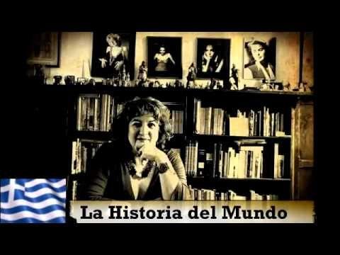 Diana Uribe - Historia de Grecia - Cap. 01 Mitología (+lista de reproduc...