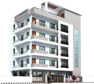 bangalore5.com: 2BHK & 3BHK Apartments for sale in Banaswadi, Bang...