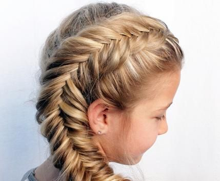 10 Fun Summer Hairstyles for Girls | Parenting