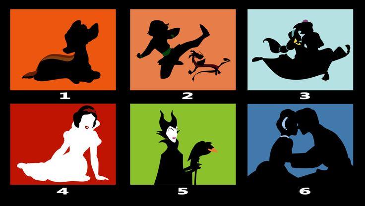 Varianti personaggi Disney per Dipinti su tela от IlSognoDiHalima