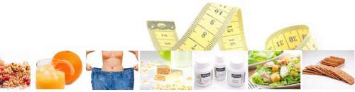 D-line voedingsprogramma, vele kilo's gewichtsverlies per maand.