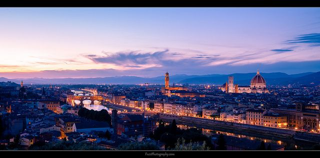 24 hours in the magical city of Florence - just enough to whet the appetite, despite the crowds.