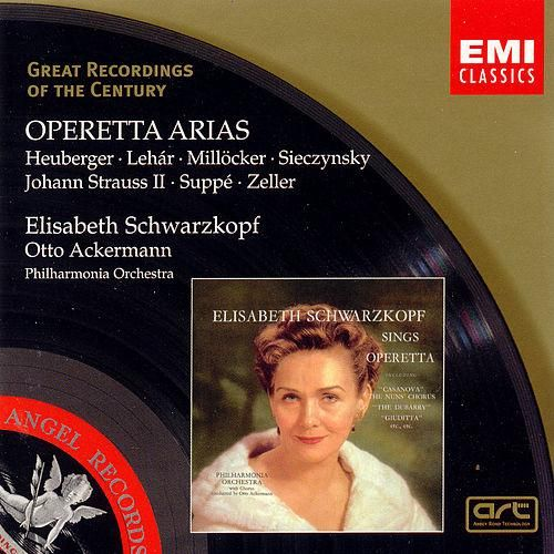Operetta Arias de Various Artists