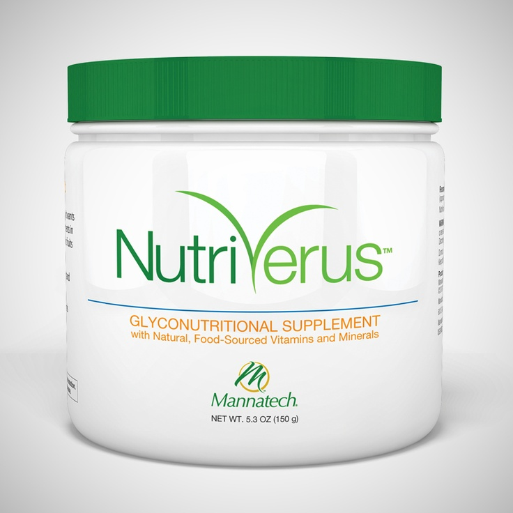 Tired of taking a dozen different supplements to get everything you need? NutriVerus is an affordable, all-in-one supplement that provides REAL FOOD based vitamins, powerful Glyconutrients (immune and cognitive support) and a nutrient dense superfood base of Stabilized rice bran. It's the perfect one-stop supplement! click the pic for more info.