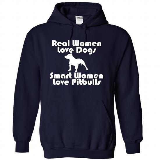Limited Edition smart women love pitbulls T-shirt - #sweatshirts for women #plain t shirts. CHECK PRICE  => https://www.sunfrog.com/Sports/Limited-Edition-smart-women-love-pitbulls-T-shirt-1494-NavyBlue-22510236-Hoodie.html?60505