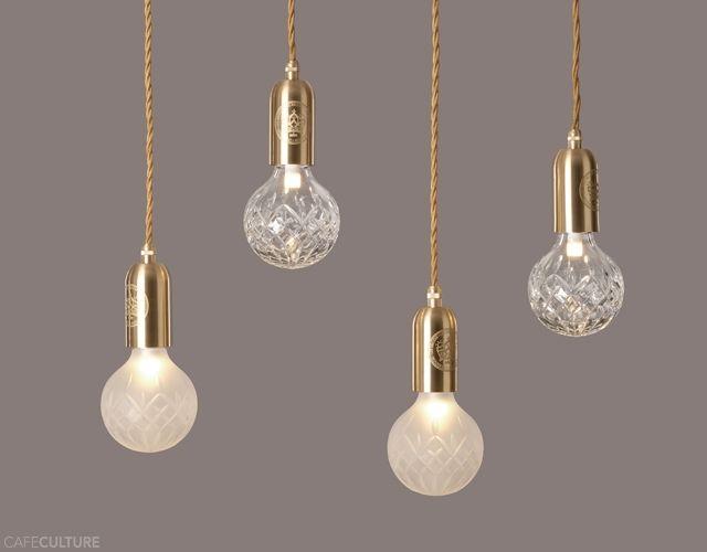 crystal bulb fron cafe culture