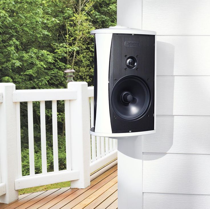 Crutchfield A/V Designer Tony Gives Preparation Tips For Three Types Of Outdoor  Sound Systems