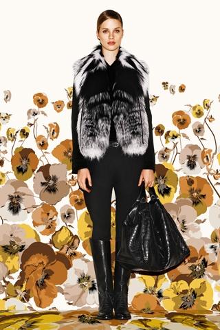 Gucci pre-fall 2012