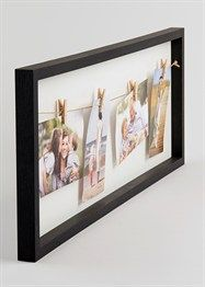 Clip Box Photo Frame (65cm x 24cm x 2.5cm) Alternate View
