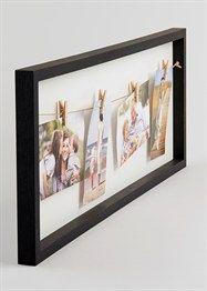 Clip Box Photo Frame (65cm x 24cm x 2.5cm) Alternate View