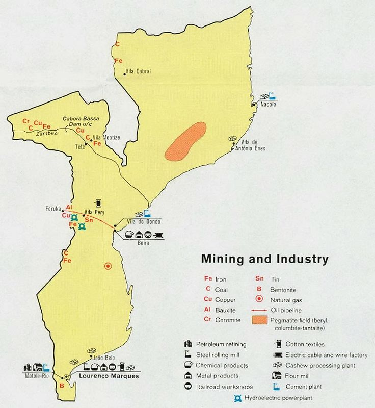 29 best mozambique images on pinterest africa geography and maps mozambique mining industry sciox Choice Image