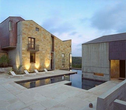 Such imagination. A Modern Tuscan Villa.