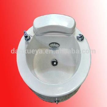 danxueya pedicure basin round,foot pedicure basin,pedicure spa basin