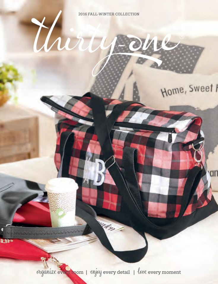 THIRTY ONE FALL/WINTER 2016 CATALOG