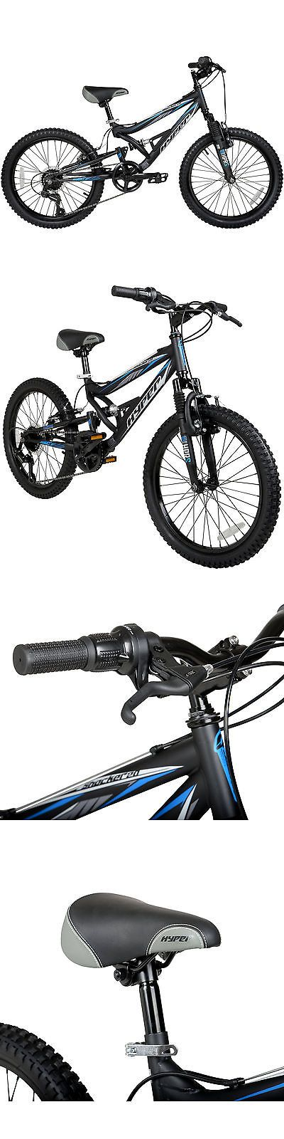 Bicycles 177831: New 20 Hyper Shocker Boys Bike Kids Bicycle Shimano Steel Suspension Frame -> BUY IT NOW ONLY: $103.99 on eBay!