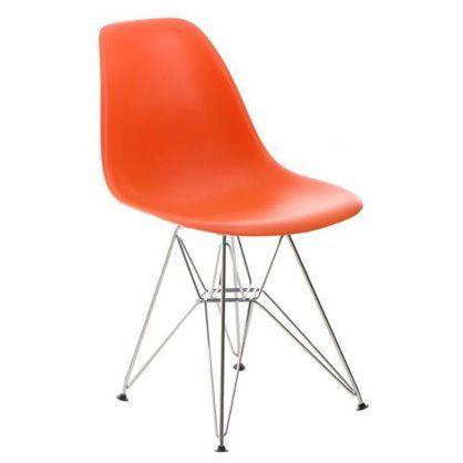 Krzesło Eiffel Premium insp. DSR zielony