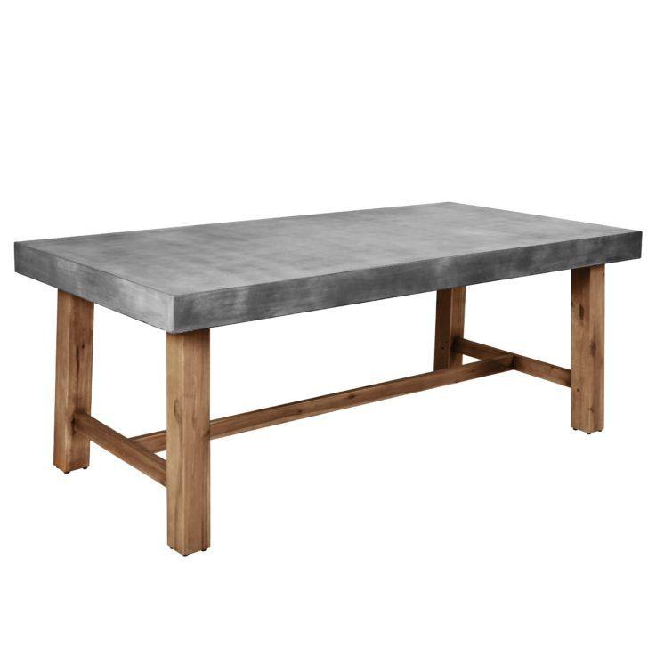 Interior Design Table 6 Personnes Table Rectangulaire Birdie Cm En Beton Personnes Acheter Manger Taille Meuble Jardin A Furniture Outdoor Furniture Home Decor