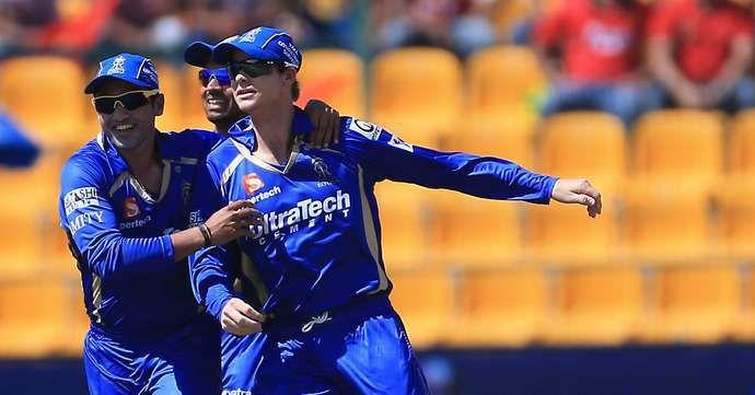 Rajasthan Royals Steven Smith Shane Warne IPL 2018