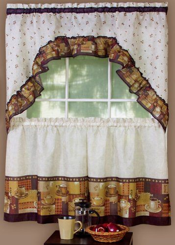 30 best kitchen curtain ideas images on pinterest kitchen curtains