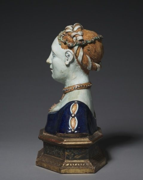 early 1500s Bust of a Woman | Cleveland Museum of Art