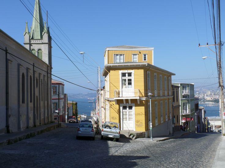 Cerro Alegre Valparaíso