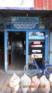 INFORMASI KAPUAS: Borneo Indah Travel