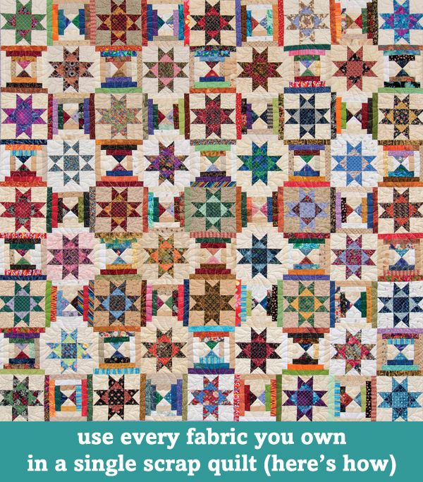 Did you catch our 20 free quilting tutorials during our Stitch This! anniversary week? Click through for a recap + an all-new roundup of tutorials for you to peruse.
