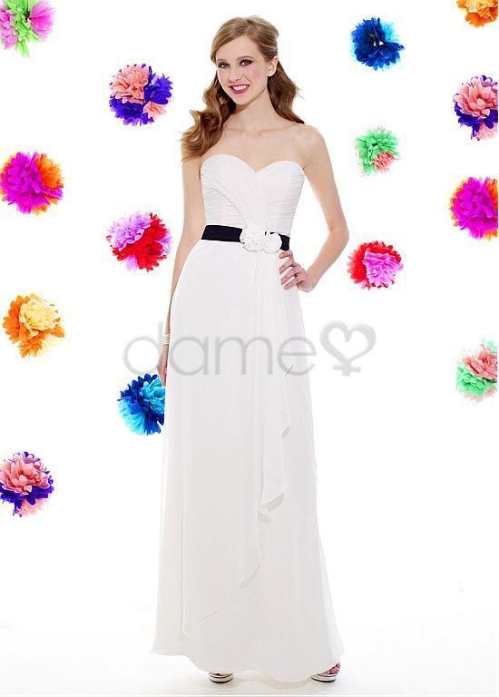 121 best Brautjungfernkleider images on Pinterest   Bridesmaids ...