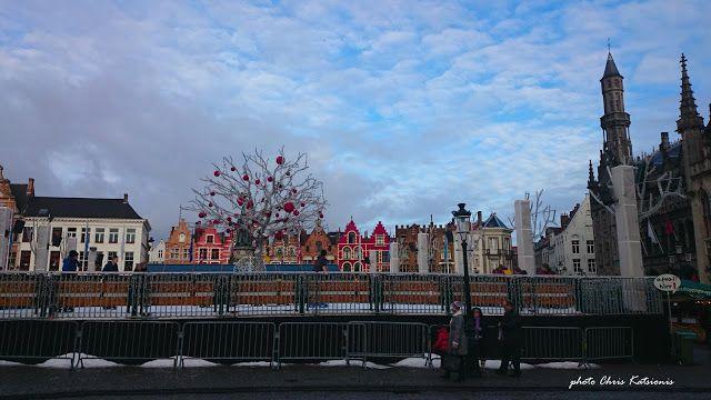 Travel in Clicks: Walking in Bruges