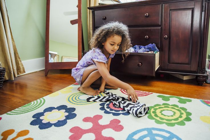 Yes, My 4-Year-Old Does Chores and No, She Isn't Always Rewarded For Them