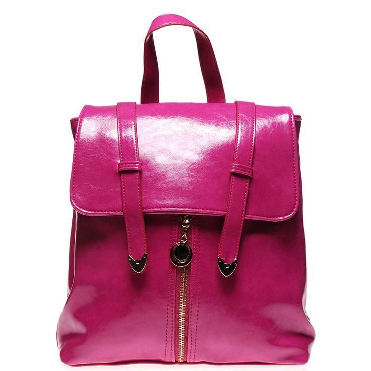 Fashion Purple Lady Backpack on Luulla