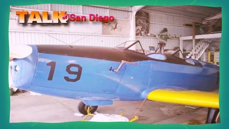 The Talk of San Diego & The California Flight Museum