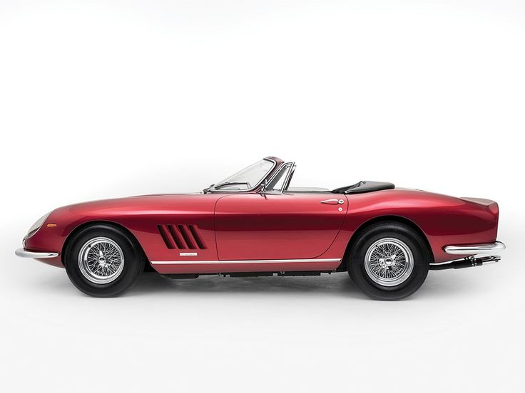 1964 Ferrari 275 GTS GTS/4 NART Spider