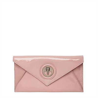 Mini Molten Envelope Clutch