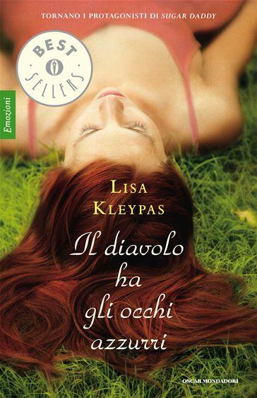 Leggo Rosa: IL DIAVOLO HA GLI OCCHI AZZURRI di Lisa Kleypas