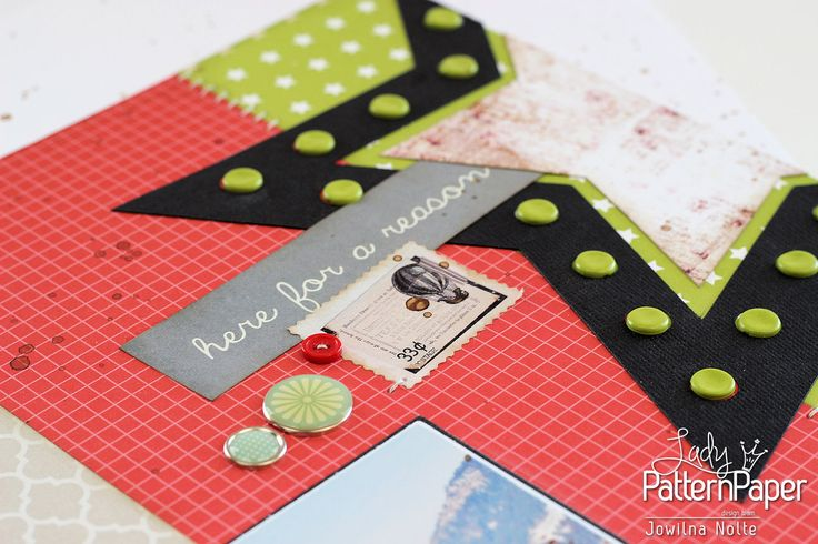 Classic, elegant with loads of spunk; NEW Basic Essentials from Lady Pattern Paper. A range perfect for past, present & future memory keeping