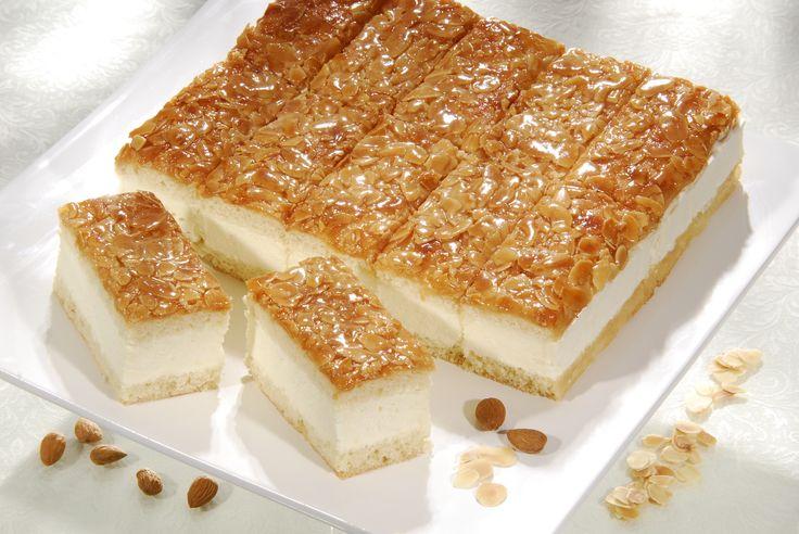 Bienenstich - 'Bee Sting' Cake