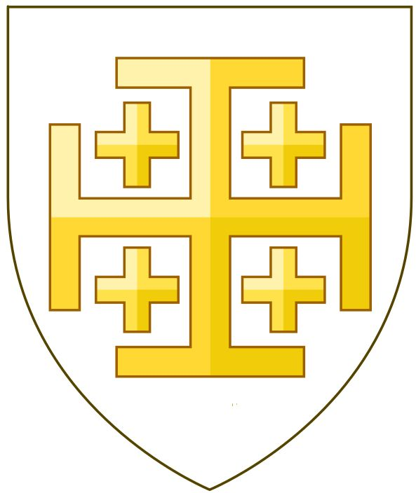 Kingdom of Jerusalem coat of arms