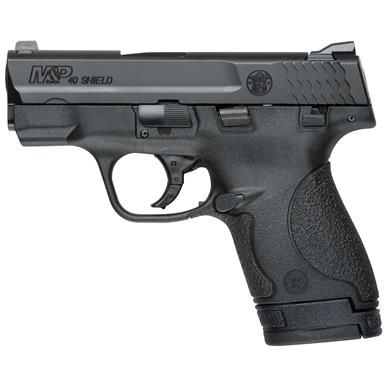 "Smith & Wesson M&P Shield, Semi-automatic, .40 S&W, 180050, 022188149128, 3.1"" Barrel, MA Compliant"