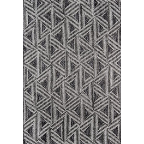 The unique style of the NSardinia Charcoal Indoor/Outdoor Area Rug creates a timeless piece for your home. Detailed patterns and comfortable surfaces make the Sardinia collection one to be desired. Low profile weather resistant construction from easy-care, washable polypropylene.