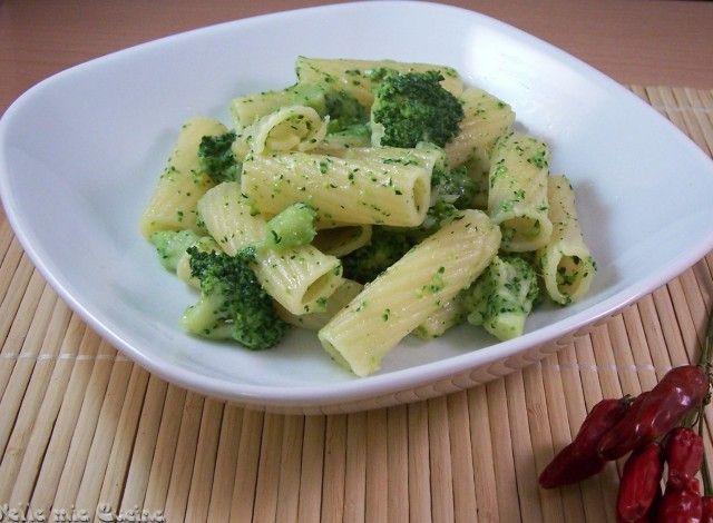 Pasta piccante ai broccoli