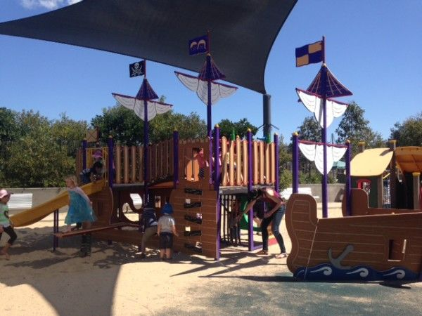 Umina Beach Playground