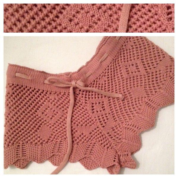Short Crochet paso a paso - Imagui