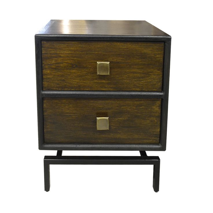 Tommy side table. Industrial inspired Side Table.