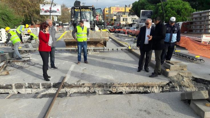 Atatürk Köprüsü 10 Kasım'a kadar araç trafiğine kapalı olacak...