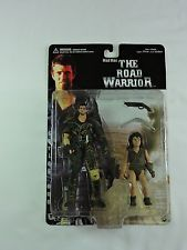MAD MAX 2 with Boy figure THE ROAD WARRIOR 2000 N2 Toys MOC MIP Feral Kid child